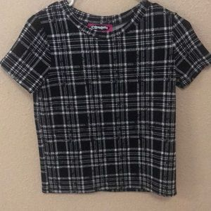 Tops - Clueless Juniors Top Large